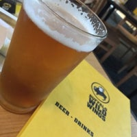 Photo taken at Buffalo Wild Wings by Eric V. on 3/22/2016
