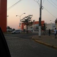 Photo taken at Plaza Deportiva by Fabián M. on 4/11/2013
