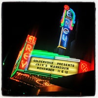 Photo taken at El Rey Theatre by Kelsee B. on 11/12/2012