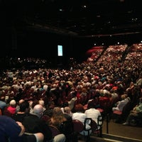 Photo taken at Mark G. Etess Arena by Marc B. on 7/21/2013