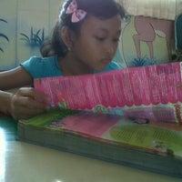 Photo taken at Badan Perpustakaan dan Arsip Provinsi Bali by dita w. on 5/5/2013