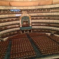 Снимок сделан в Мариинский театр пользователем Ромашкина О. 7/1/2013