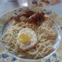 Photo taken at Restoran Sungai Long by Wong K. on 6/14/2014
