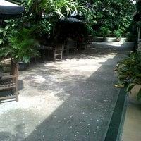 Photo taken at Kuningan Village Futsal & Food Park by james f. on 11/10/2012