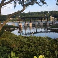 Photo taken at Riverfront Park by Glen S. on 7/21/2017