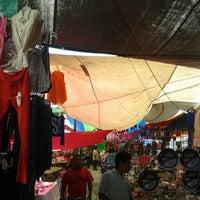 """Photo taken at Mercado Municipal Benito Juárez """"El Tepe"""" by Armando W. on 5/2/2013"""