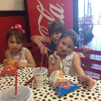 Photo taken at Firehouse Subs by Tiffany B. on 5/4/2014