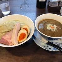 7/26/2018にこじま k.がらぁ麺 紫陽花で撮った写真