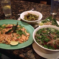 Photo taken at Bamboo Pho & Springroll by Magdalena S. on 5/22/2013