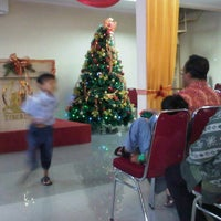 Photo taken at Gereja Tiberias Kota Wisata  Ruko Trafalgar by Lomski A. on 12/16/2012