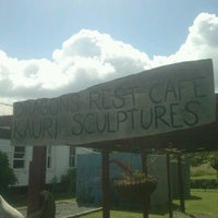 Photo taken at Dragon's Rest Cafe by Spider W. on 1/3/2014