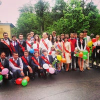Photo taken at Лицей информационных технологий № 1537 by Кирилл Ч. on 5/24/2013