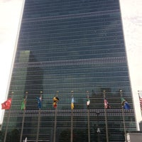 Photo taken at United States Mission to the United Nations by Rasetsu on 8/1/2014