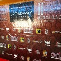 Photo taken at Teatro de Zafra by Esteban S. on 10/19/2013