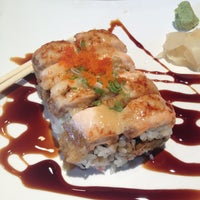 Photo taken at Octopus Japanese Restaurant by Michael S. on 3/28/2013