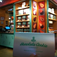Photo taken at Honolulu Cookie Company by Desiree M. on 11/6/2012