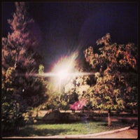 Photo taken at Сквер на 2-ой Садовой by Arina R. on 10/10/2013