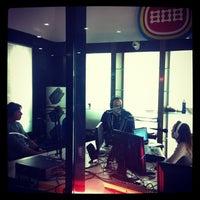 Photo taken at Radio808 by Matija R. on 5/15/2014