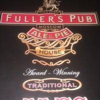 Снимок сделан в Fuller's Pub пользователем Павел Д. 7/27/2013