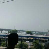 Photo taken at Mayur Vihar Phase I Metro Station by Nishant K. on 10/6/2015