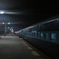 Photo taken at Doddaballapur Railway Station by Nishant K. on 2/23/2015