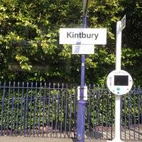 Photo taken at Kintbury Railway Station (KIT) by Neil S. on 4/3/2013