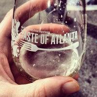 Photo taken at Taste of Atlanta by Adam P. on 10/26/2013