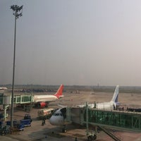 Photo taken at Netaji Subhash Chandra Bose International Airport (CCU) by Sruti A. on 2/10/2014