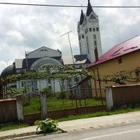 Photo taken at Pildești by Marius P. on 5/15/2014