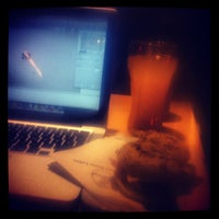 1/6/2013にPhilipp H.がblueorange - coffee & bagelで撮った写真