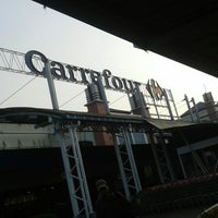 Photo taken at Carrefour by Diah N. on 9/2/2014