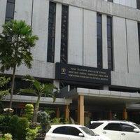 Photo taken at Direktorat Jenderal Administrasi Hukum Umum Kementerian Hukum dan HAM RI by Diah N. on 1/20/2015