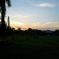 Photo taken at Lapangan Garnizun Purworejoo by Setho A. on 5/9/2013