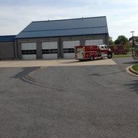 Photo taken at New Windsor Volunteer Fire Company - Co 10 by Geoffrey B. on 4/28/2013
