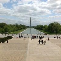 Foto tirada no(a) Monumento a Washington por Raffy I. em 4/22/2013