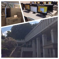 Photo taken at 専修大学 生田9号館 by Seiichi T. on 8/22/2014