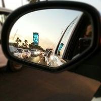 Photo taken at King Abdulaziz Rd by Tariq B. on 11/29/2012