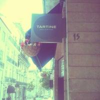 Photo taken at Tartine by Ines F. on 5/24/2013