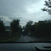 Photo taken at Jalan Raya Airmadidi - Manado by Fhiianty V. on 8/7/2013