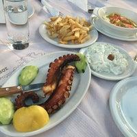 Photo taken at Χρήστος by Evren A. on 7/4/2015