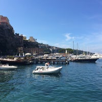 Photo taken at Europa Palace Grand Hotel Sorrento by Лена Г. on 9/15/2014