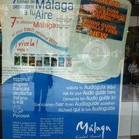 Photo taken at Oficina de Turismo / Tourist Office by Fidel M. on 11/8/2012