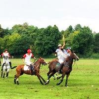 Das Foto wurde bei Hamburger Polo Club von Clara M. am 8/31/2014 aufgenommen