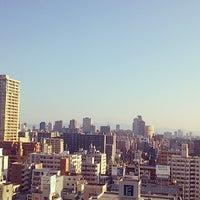 Photo taken at Sheraton Miyako Hotel, Osaka by Atsumi K. on 6/30/2013