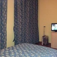Photo taken at Hotel Caesar Prague by Dmitry B. on 4/16/2013