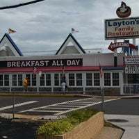 Photo taken at Layton's Family Restaurant by Chuq Y. on 6/8/2013