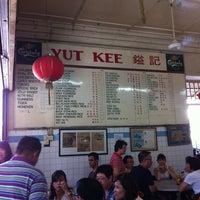 Photo taken at Yut Kee Restaurant by Sarah C. on 1/6/2013
