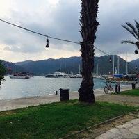 8/20/2017 tarihinde Gamze D.ziyaretçi tarafından Göcek Marina'de çekilen fotoğraf