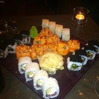 Photo taken at Silk Sushi Bar by Татьяна Н. on 12/15/2013