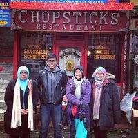 Photo taken at Chopsticks Restaurant by Mohd Azam Imran M. on 2/6/2014